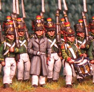 15mm, Napoleonic French Guard Flanker Grenadiers AB 24 Figures